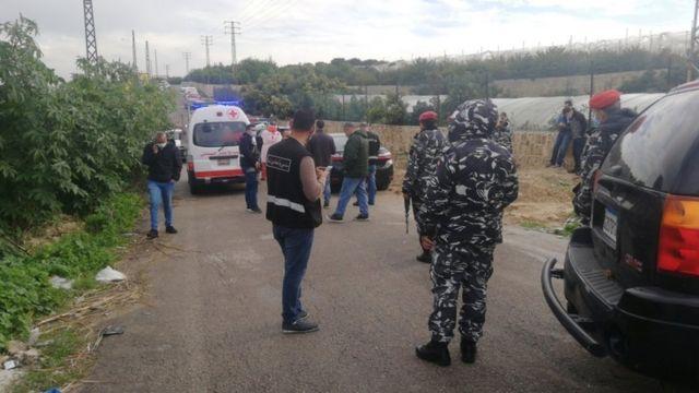 شبکه البیسی لبنان گفت جسد آقای سلیم امروز ۴ فوریه در خودرویش منطقه العدوسیه در صیدون در جنوب لبنان پیدا شد.