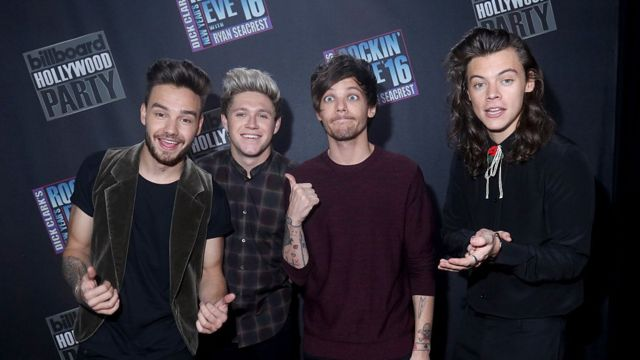 El grupo One Direction