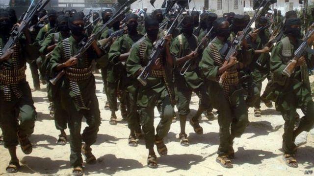 Aba ni abagwanyi ba Al-Shabaab