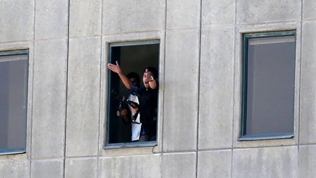 واقعه حمله مرگبار به ساختمان مجلس