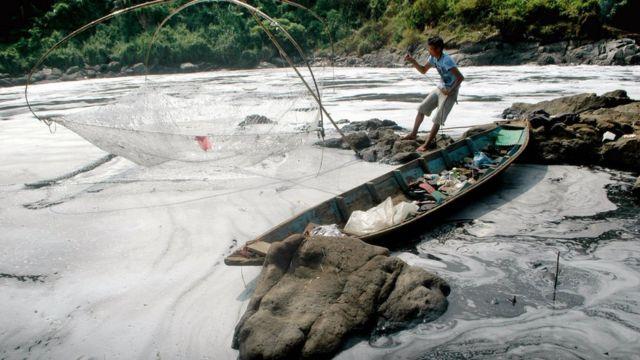 Polusi Sungai Citarum