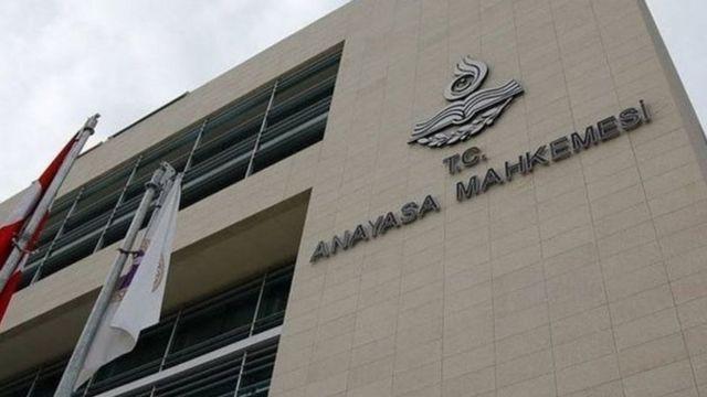 Anayasa Mahkemesi HDP'nin kapatılması istemiyle yollanan iddianameyi 21 Haziran'da inceleyecek