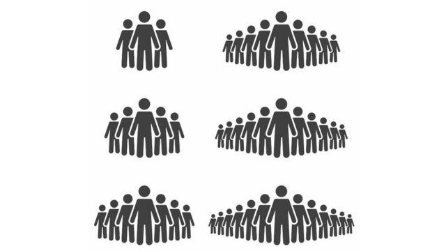 Desenho de comunidades humanas