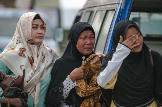 Keluarga korban Lion Air