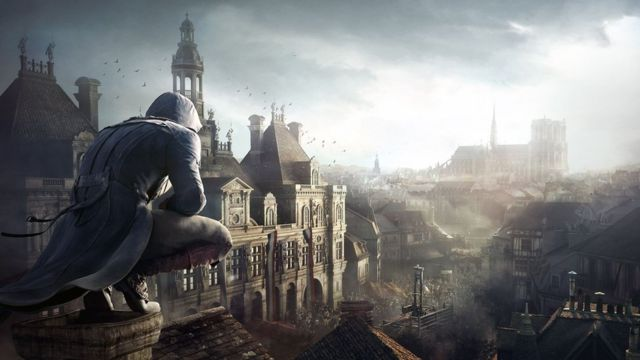 Notre-Dame: Assassin's Creed Unity giveaway praised