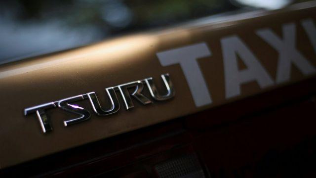Nissan Tsuru en Ciudad de México