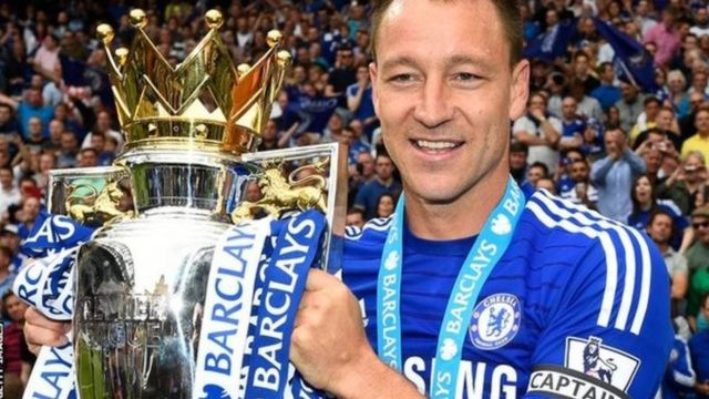 John Terry yari amaze imyaka 19 akinira Chelsea