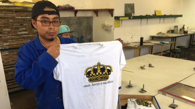 Camiseta de los reyes latinos