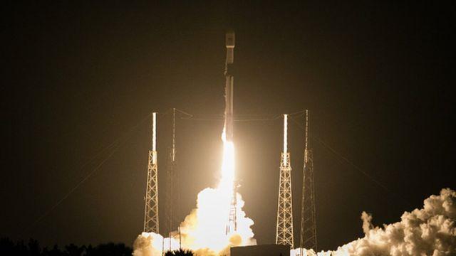 Airbus'ın ürettiği TÜRKSAT 5A uydusu, 8 Ocak 2021'de SpaceX Falcon 9 roketiyle ABD'den fırlatıldı