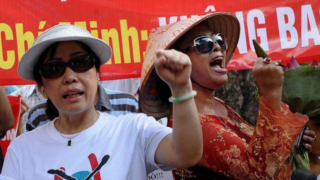 giới bất đồng chính kiến ở Việt Nam