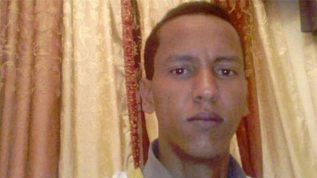 المدون الموريتاني محمد ولد الشيخ مخيطير