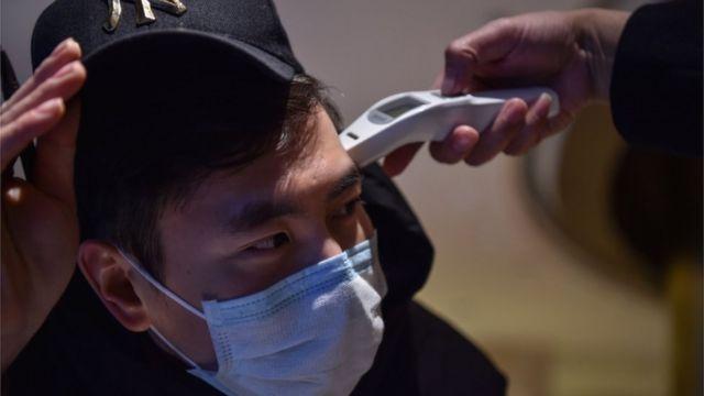 Эпидемия в Китае