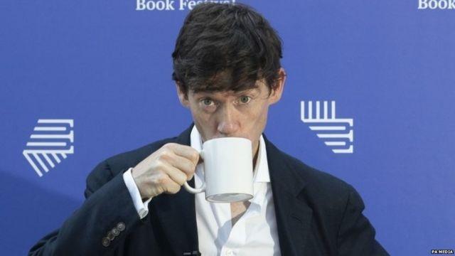Rory Stewart at the Edinburgh Book Festival