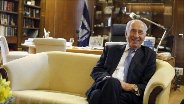İki dəfə İsrailin baş naziri və bir dəfə prezidenti olan Şimon Peres 93 yaşında dünyasını dəyişib