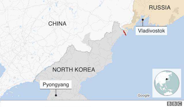 रुस-उत्तर कोरिया