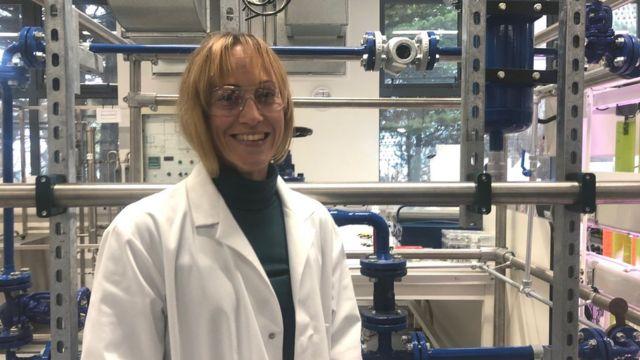 Doctora Marianne Ellis.
