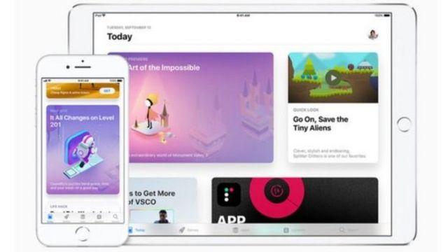 Apple iOS 11 güncellemesi