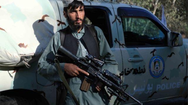 القوات الحكومية الأفغانية لم تتمكن من وقف تقدم طالبان