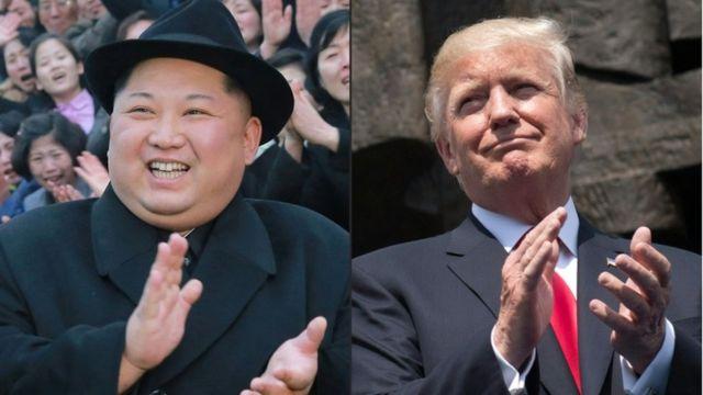 North Korea and US
