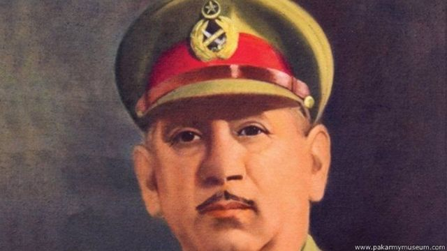 জেনারেল টিক্কা খান