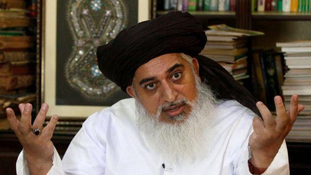 Khadim Hussain Rizvi, radical religioso