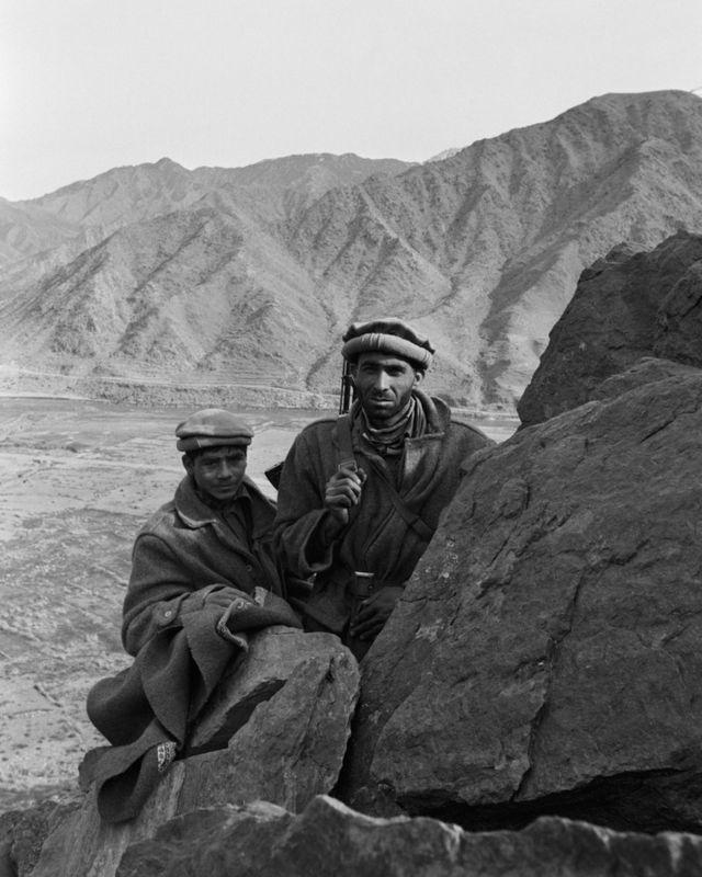 مجاهدین افغان