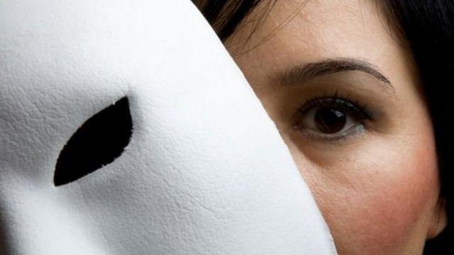 maska və göz