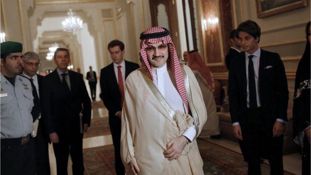 الأمير الملياردير الوليد بن طلال يثير الجدل مجددا .. فما القصة؟