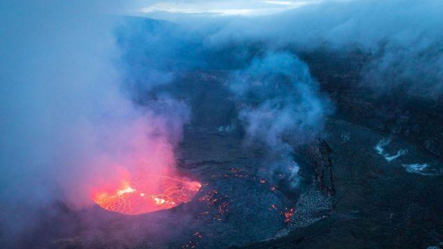 Pour les scientifiques qui étudient les volcans, le Nyiragongo est l'un des plus fascinants - et des plus dangereux.