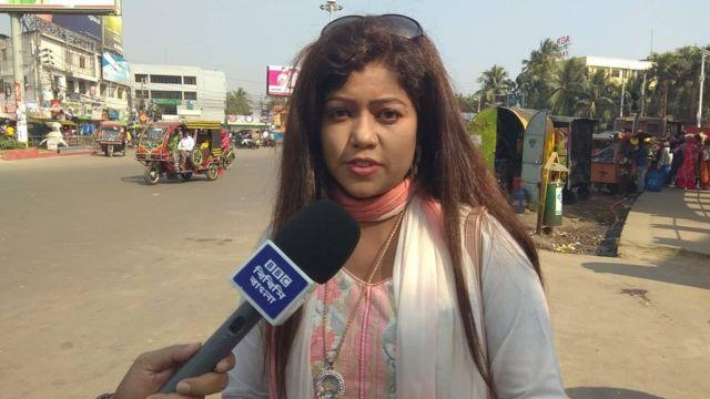 নাট্যকর্মী নীলাঞ্জনা নিলু