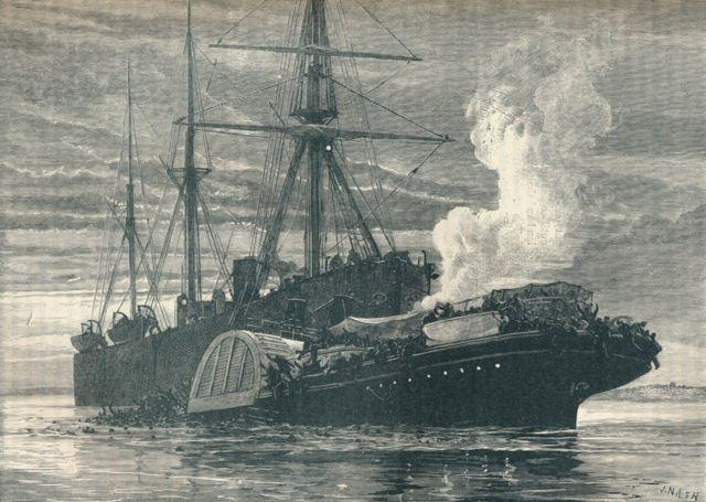 """""""愛麗絲公主號""""沉船是英國歷史上最致命的內陸水道事故。"""