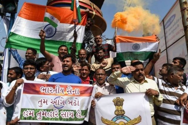 India and Pakistan in 'uncharted waters'