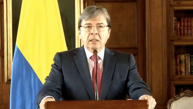 Canciller Holmes Trujillo