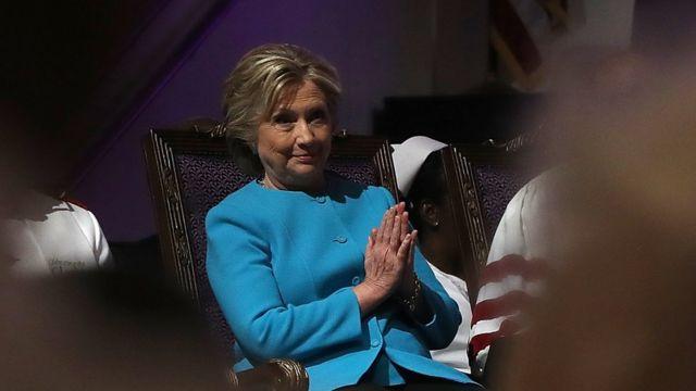 Hillary Clinton dua edir (6 noyabr)