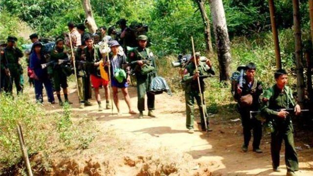 ရှမ်းရွာသား ၊ RCSS ၊ အစိုးရ စစ်တပ်