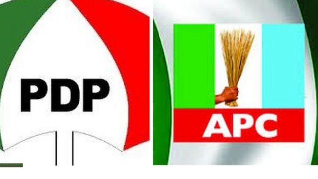 Ami idanimọ APC ati PDP