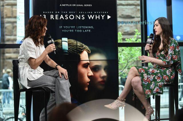 網飛公司(Netflix)關於青少年自殺的電視劇《13個原因》(13 Reasons Why)富有爭議,它為觀眾提供了更多有用的資源。