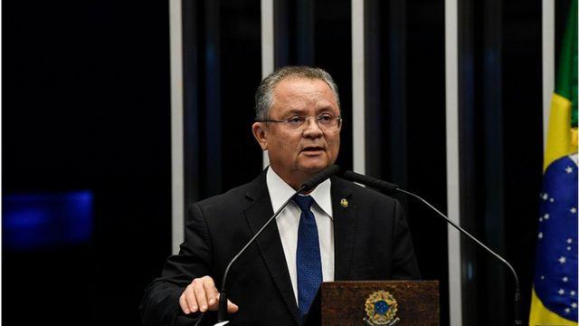 O senador Zequinha Marinho