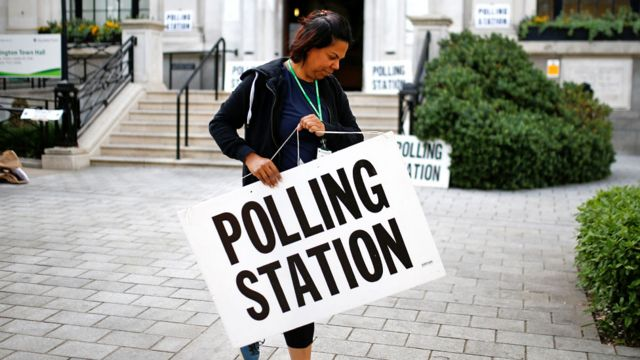 European elections 2019: Polls close across the UK