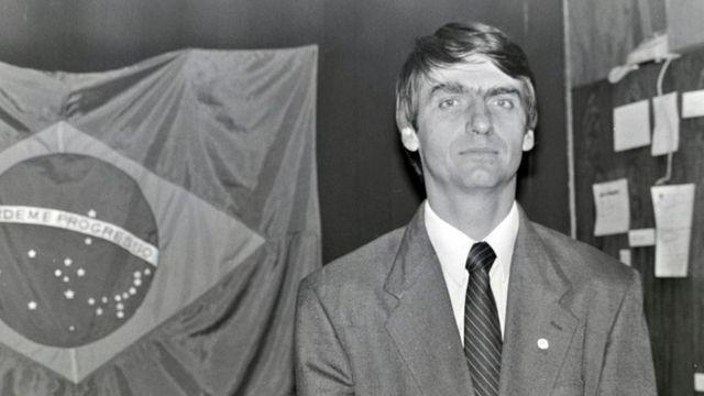 Jair Bolsonaro em foto de arquivo