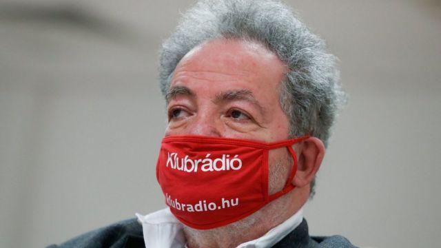 Руководитель Klubradio Андраш Арато