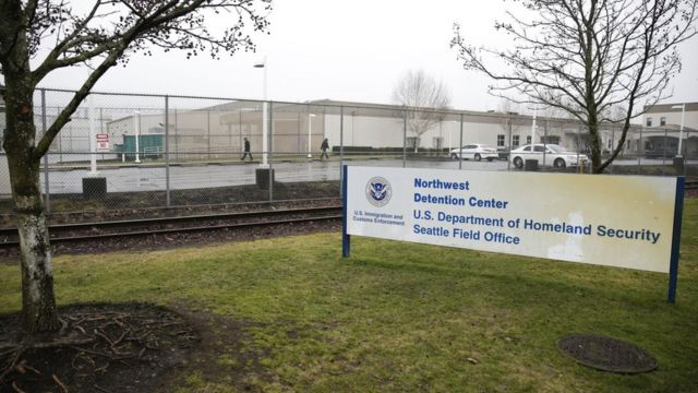 Armed man dies after police shooting at Tacoma immigration jail