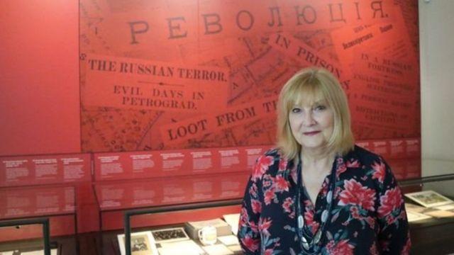 Хелен Раппапорт - відомий історик, фахівець з історії Росії