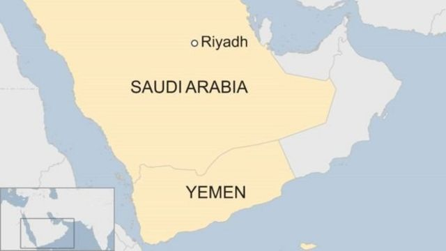 सौदी अरेबिया आणि येमेन