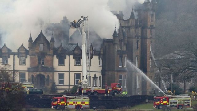 Forensic experts finally allowed access to Cameron House hotel