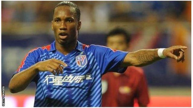 Aliyekuwa mshambuliaji wa Chelsea Didier Drogba anadai kwamba beki wa Tottenham Serge Aurier, 24, ambaye alijiunga na Spurs kutoka Paris St-Germain, amesajiliwa na klabu isiyomfaa