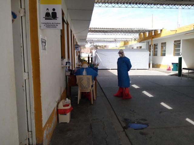 Hospital Referencial de Ferreñafe.
