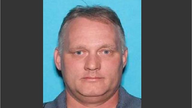 A Department of Motor Vehicles (DMV) ID picture of Robert Bowers
