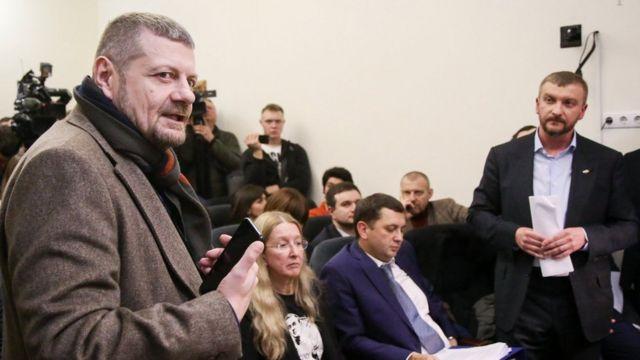Мосійчук, Супрун, Петренко