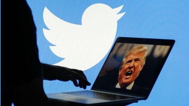 特朗普与推特